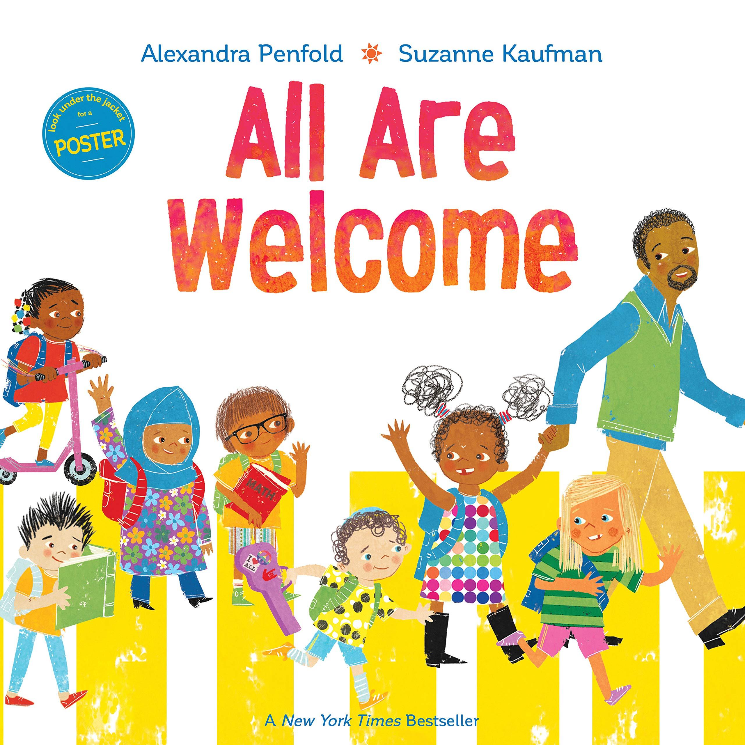 All Are Welcome: Penfold, Alexandra, Kaufman, Suzanne: 9780525579649:  Amazon.com: Books