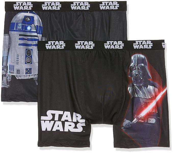 Star Wars Packx2, Bóxer para Hombre, Multicolor (Multicolor B2), XXL,