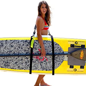 SUP-Now SUP Paddleboard Carrier/Storage Sling