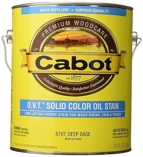 Amazon.com: Cabot Samuel 6707 – 07 galvoc Deep Quitamanchas ...
