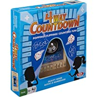 Ideal 4-Way CountDown Juego de mesa