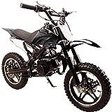 Flying Horse 49cc 50cc High Performance 2 Stroke Gas Powered Mini Dirt Bike Motorcycle – Gas Powered Kids mini Dirt Motocross Bike