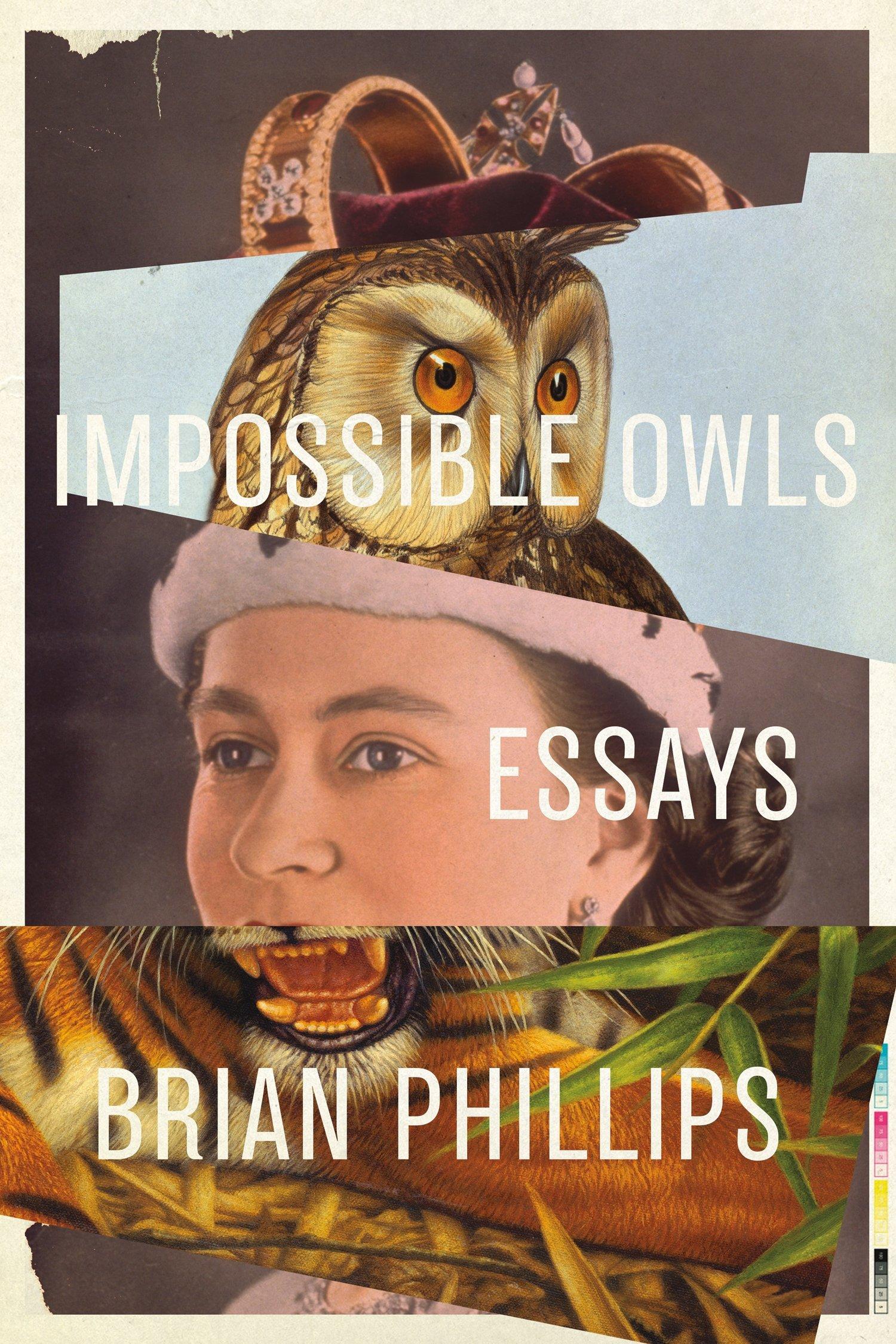 Impossible Owls: Essays: Brian Phillips: 9780374175337: Amazon.com: Books
