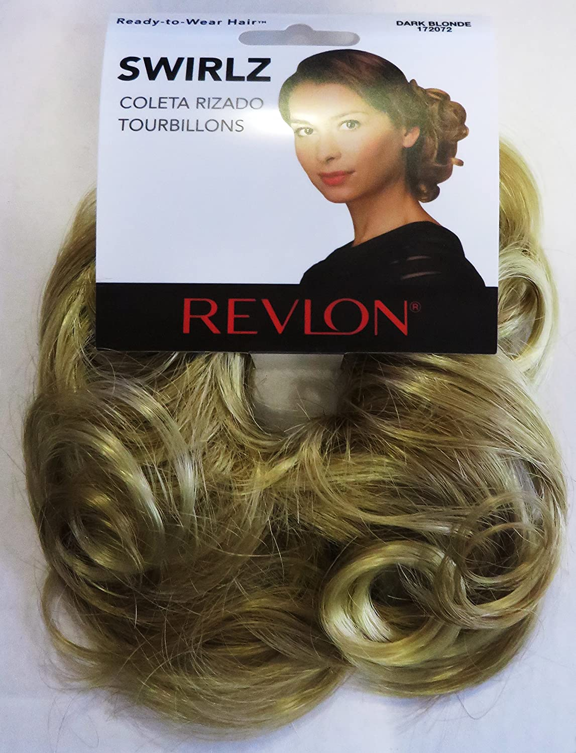 Amazon Revlon Swirlz Frosted Ponytail Hair Piece Frosted