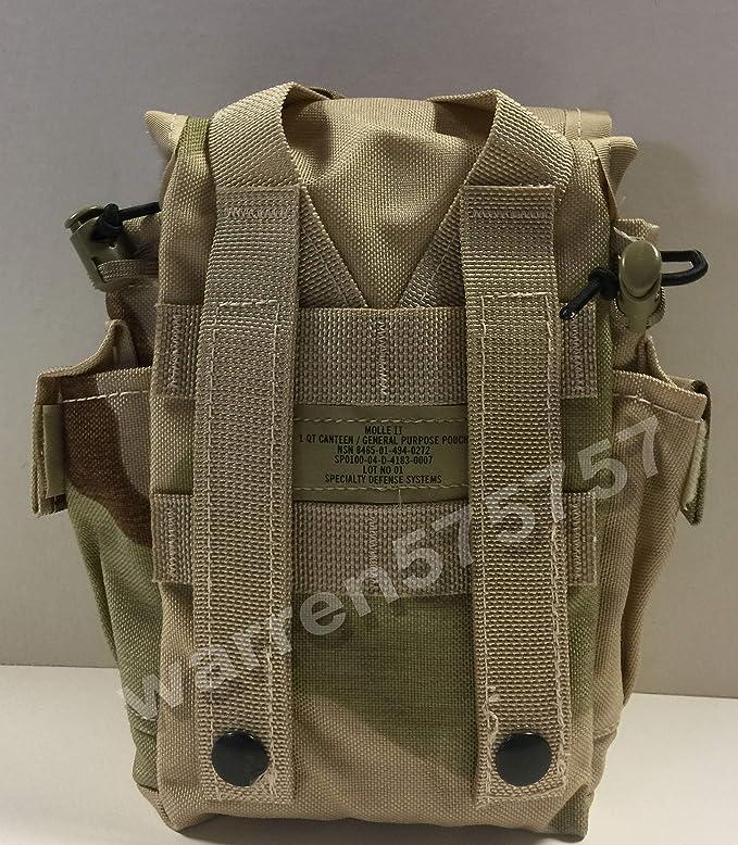 Amazon.com: G.A.K. Nuevo estilo militar 1 unidad ...
