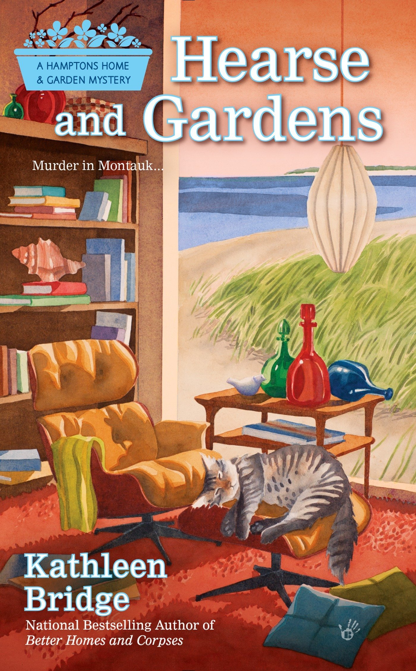 Hearse and Gardens (Hamptons Home & Garden Mystery) PDF