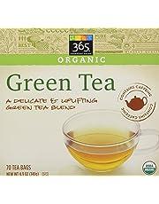 365 Everyday Value Organic Green Tea (70 Tea Bags), 4.9 oz