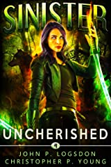 Sinister: Uncherished (Black Ops Paranormal Police Department Book 4) Kindle Edition