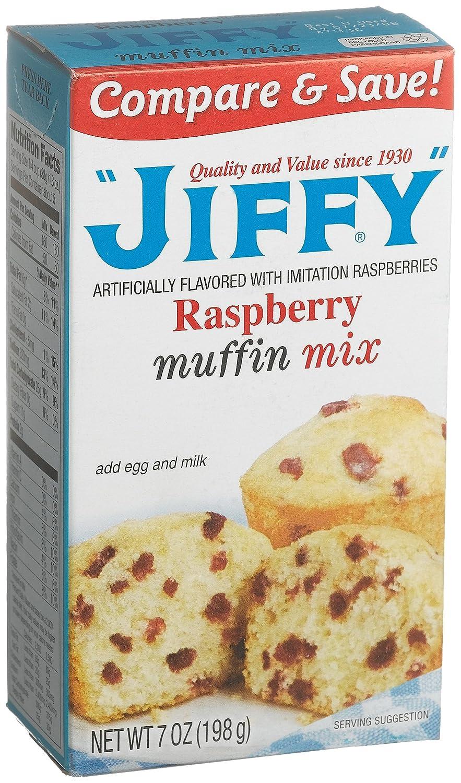 Jiffy Muffin Mix, Raspberry, 7 oz