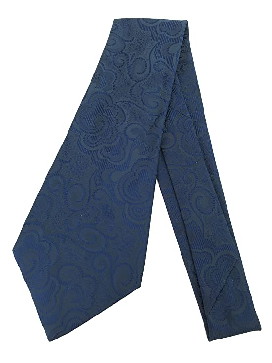 New 1930s Mens Fashion Ties College Art Deco Vintage Tie - Jacquard Weave Wide Kipper Necktie $19.96 AT vintagedancer.com