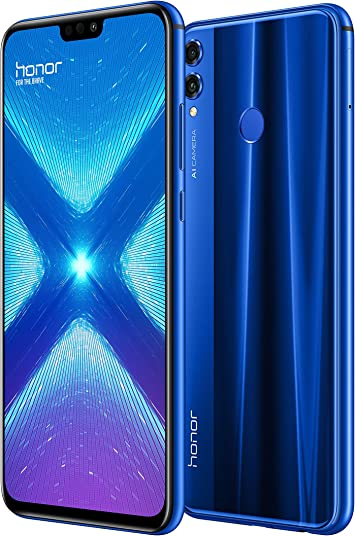 HONOR 8X - Smartphone 6,5