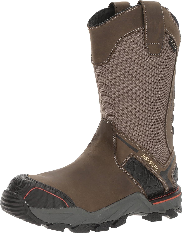 Crosby Nano Toe Waterproof Pull-on Boot