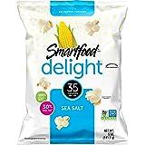 Smartfood Delights Sea Salted Popcorn, 5 Ounce