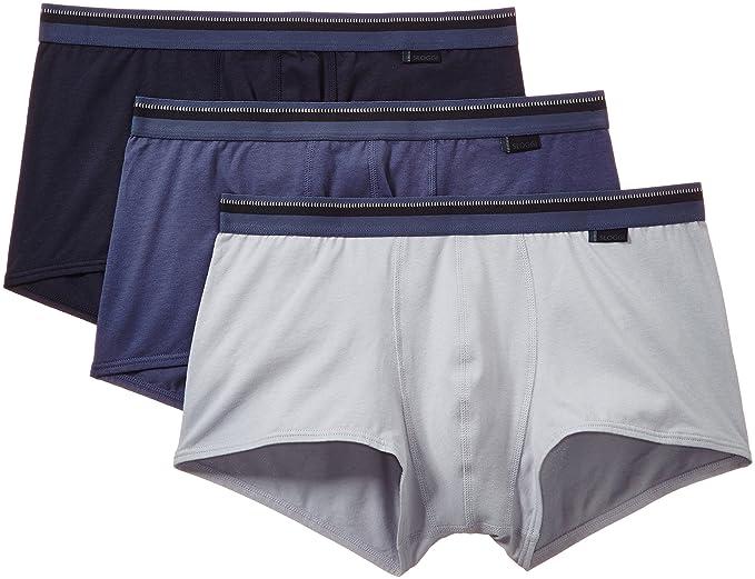 d86f27c9c6e0 Sloggi Men's Urban C3P Boxer Briefs: Amazon.co.uk: Clothing