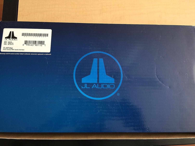 Amazon.com: JL Audio CL441DSP CleanSweep OEM Audio Interface: Car  Electronics