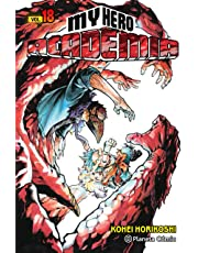 My Hero Academia nº 18: 210 (Manga Shonen)
