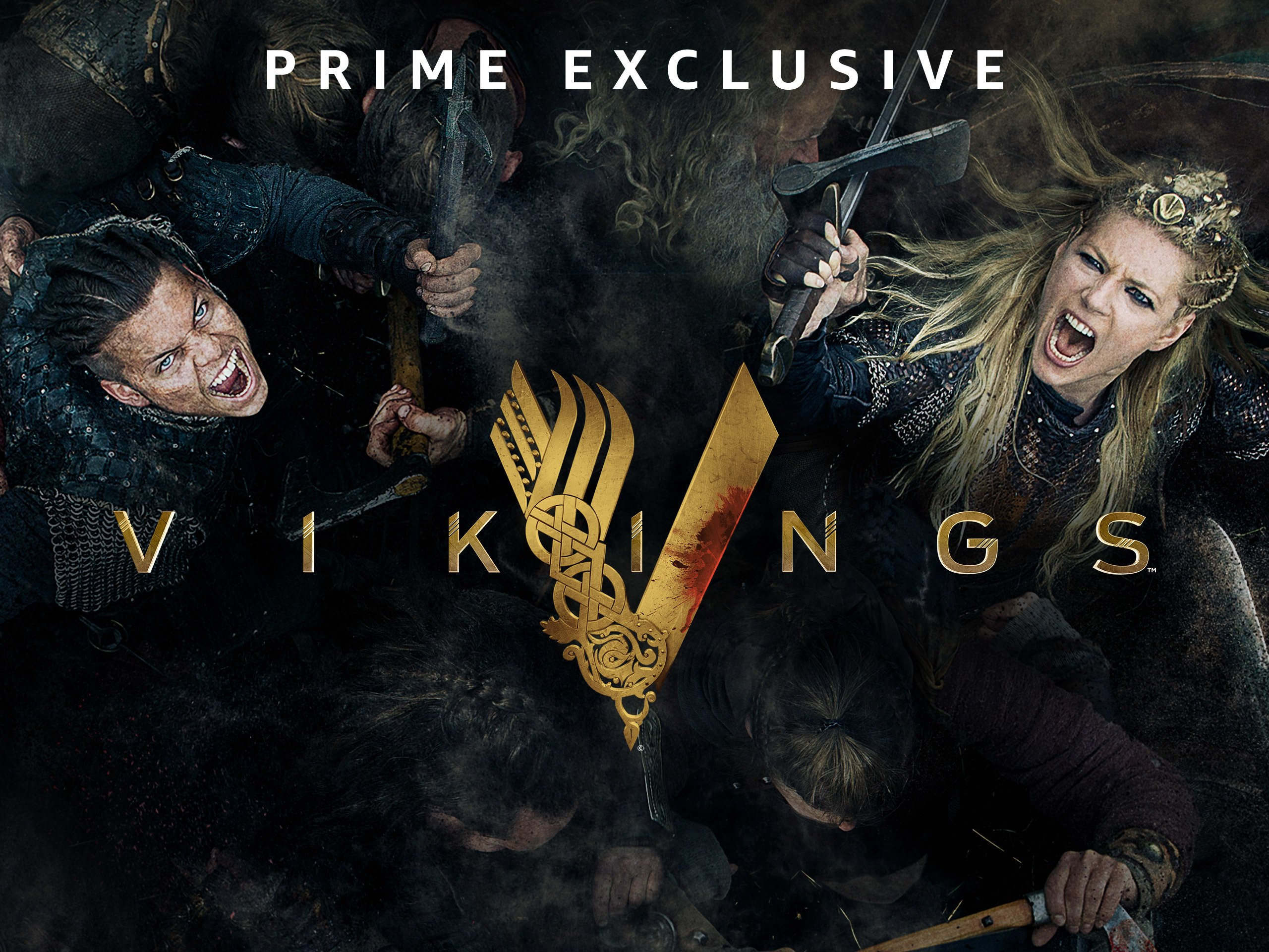 Amazon co uk: Watch Vikings Season 5 - Part 1 | Prime Video