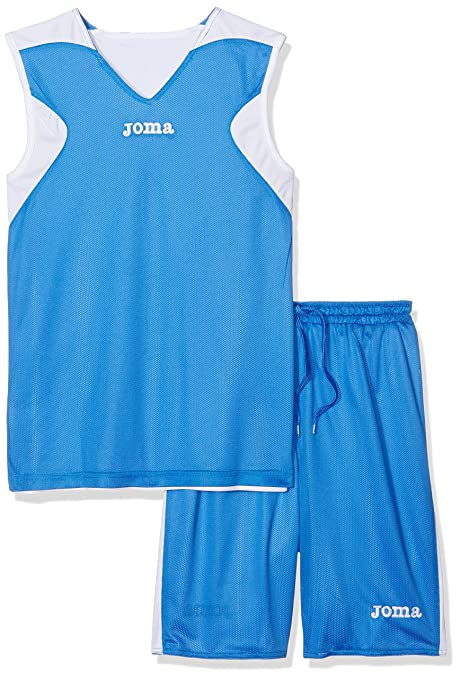 Joma Set Basket Reversible Set Allenamento Basket  Amazon.it  Sport ... a5a1ecf0bf98