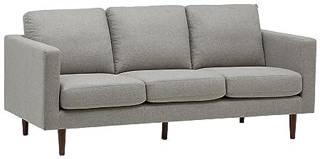 Rivet Revolve Modern Upholstered Sofa Couch, 80\