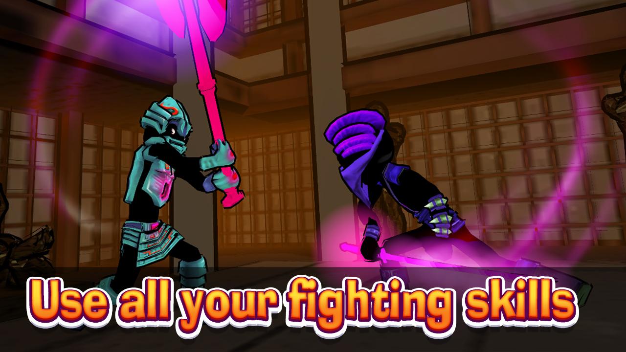 Stickman Fighting Ring: Shadow Kung Fu Master | Stickman ...