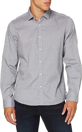 Springfield Camisa Casual para Hombre: Amazon.es: Ropa y accesorios