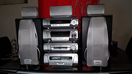 Amazon.com: Technics sf-eh790 Hi-Fi estéreo sistema – NEW ...