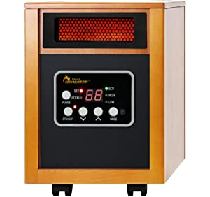 Dr Space Portable Infrared Heater