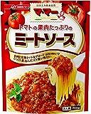 マ・マー トマトの果肉たっぷりのミートソース 260g
