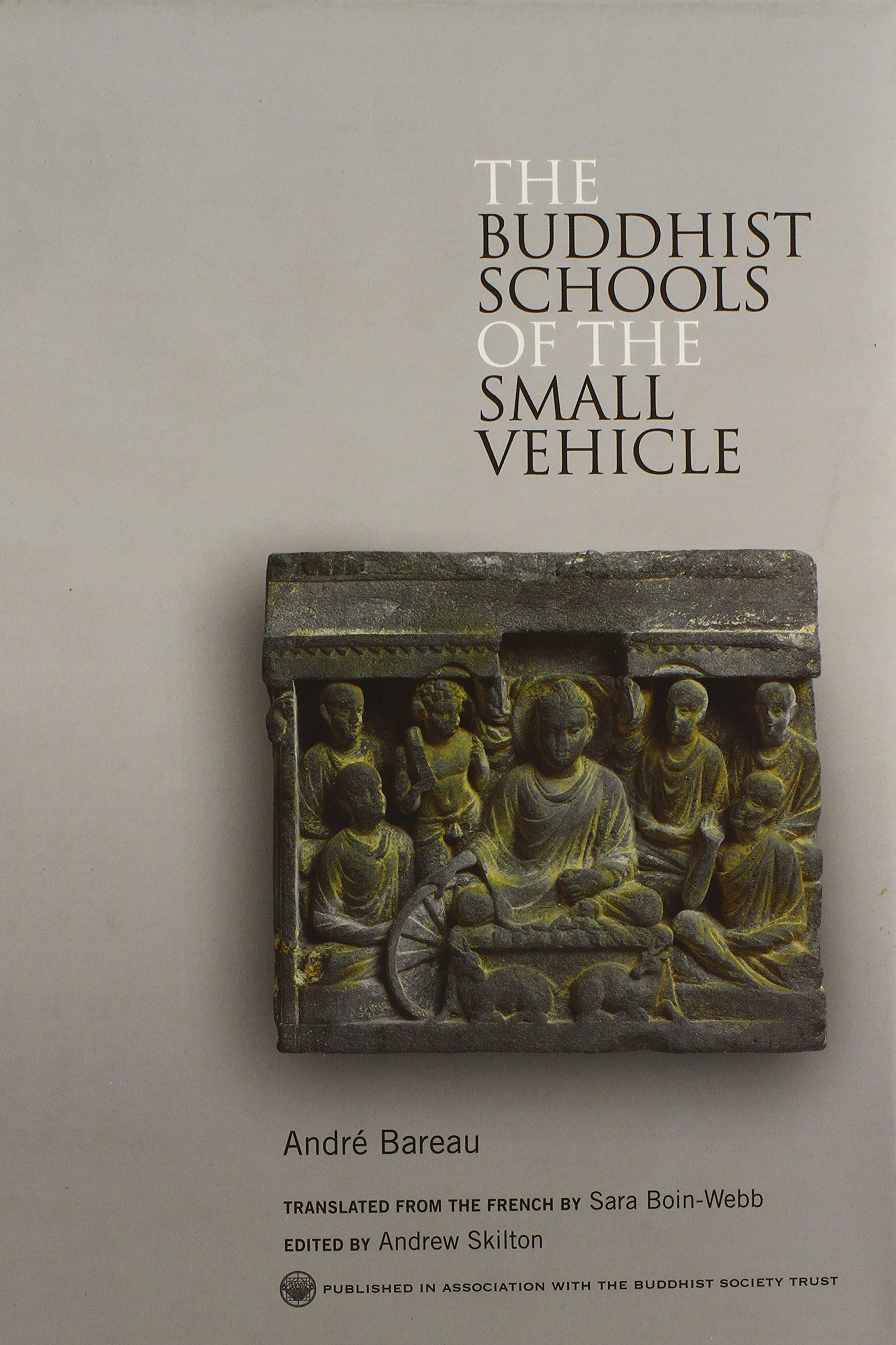 Bareau Buddhist Schools cover art