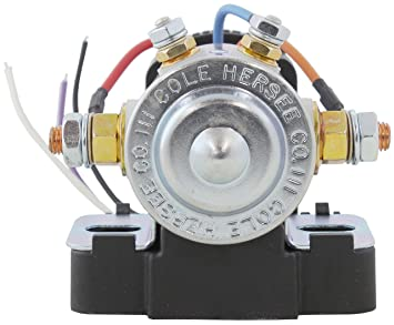 cole hersee 48530 smart battery isolator 200a Dual Battery Wiring Diagram