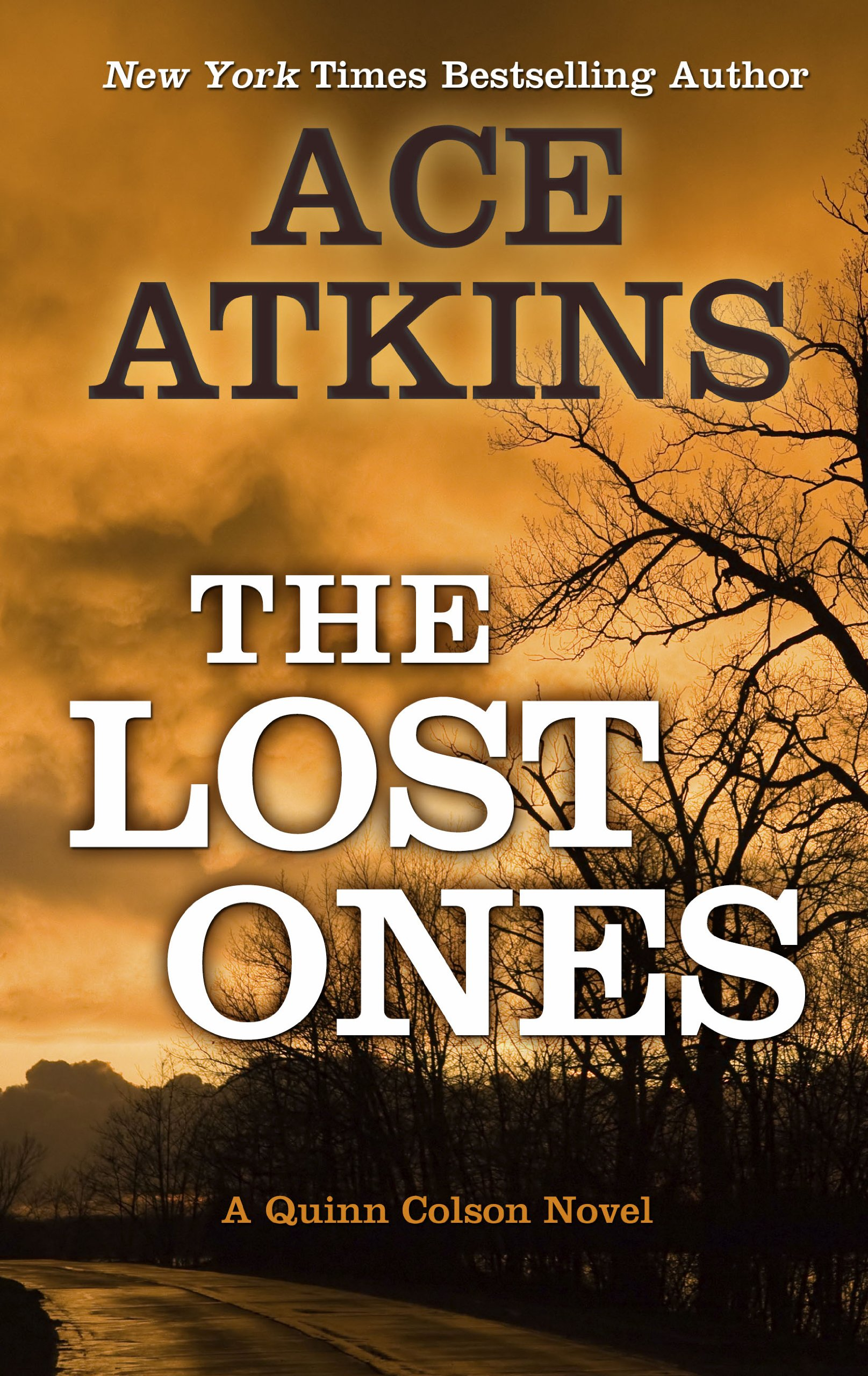Amazon.com: The Lost Ones (A Quinn Colson Novel) (9781410464910): Ace Atkins:  Books