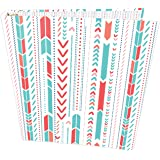 """bloom daily planners Binder (+) 3 Ring Binder (+) 1 Inch Ring (+) 10"""" x 11.5"""" - Arrows"""