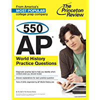 550 AP World History Practice Questions (College Test Preparation) (English Edition)