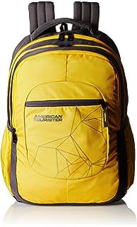 American Tourister 21 Lts Ebony Blue Casual Backpack (Ebony Backpack ... bab1d2ed5a43d