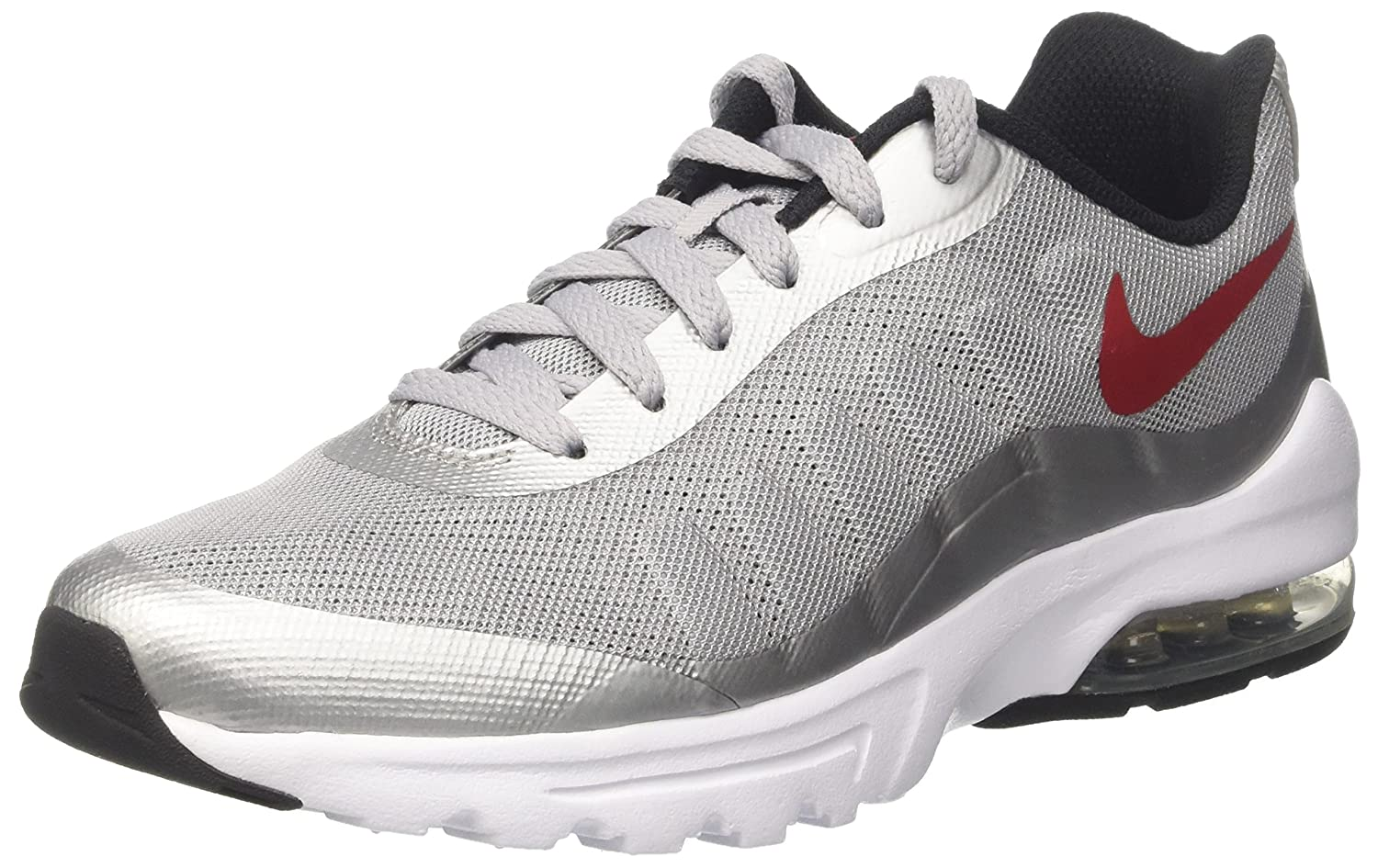 new styles b8ab2 fd938 Nike Mens Air Max Invigor Sneakers Amazon.co.uk Shoes  Bags
