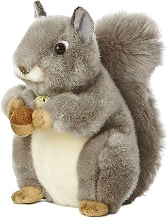 Aurora World Miyoni Grey Squirrel 8 Plush