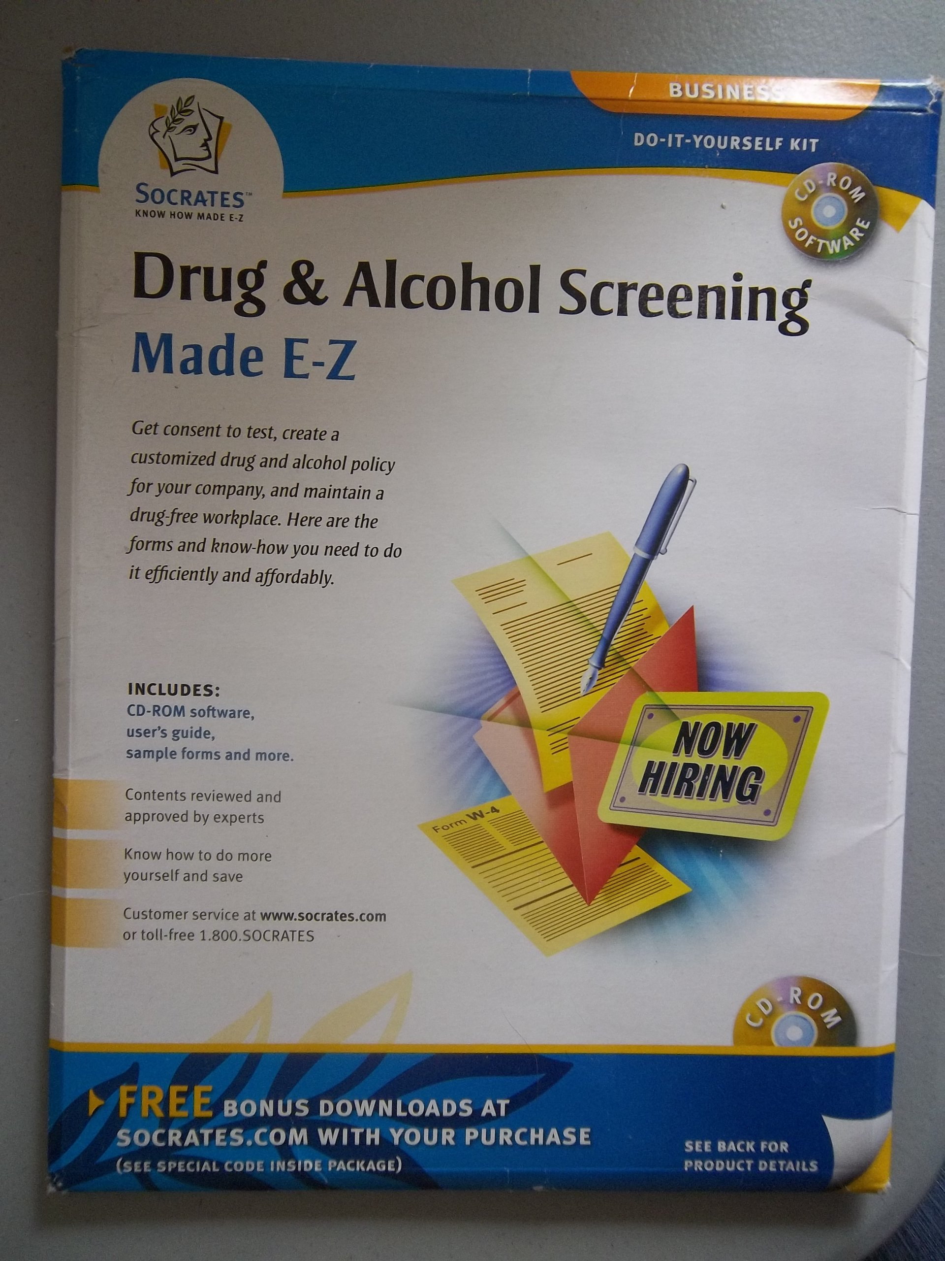 Read Online Drug & Alcohol Screening pdf epub