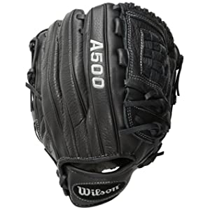 Wilson A500 Game Soft Youth Baseball Glove