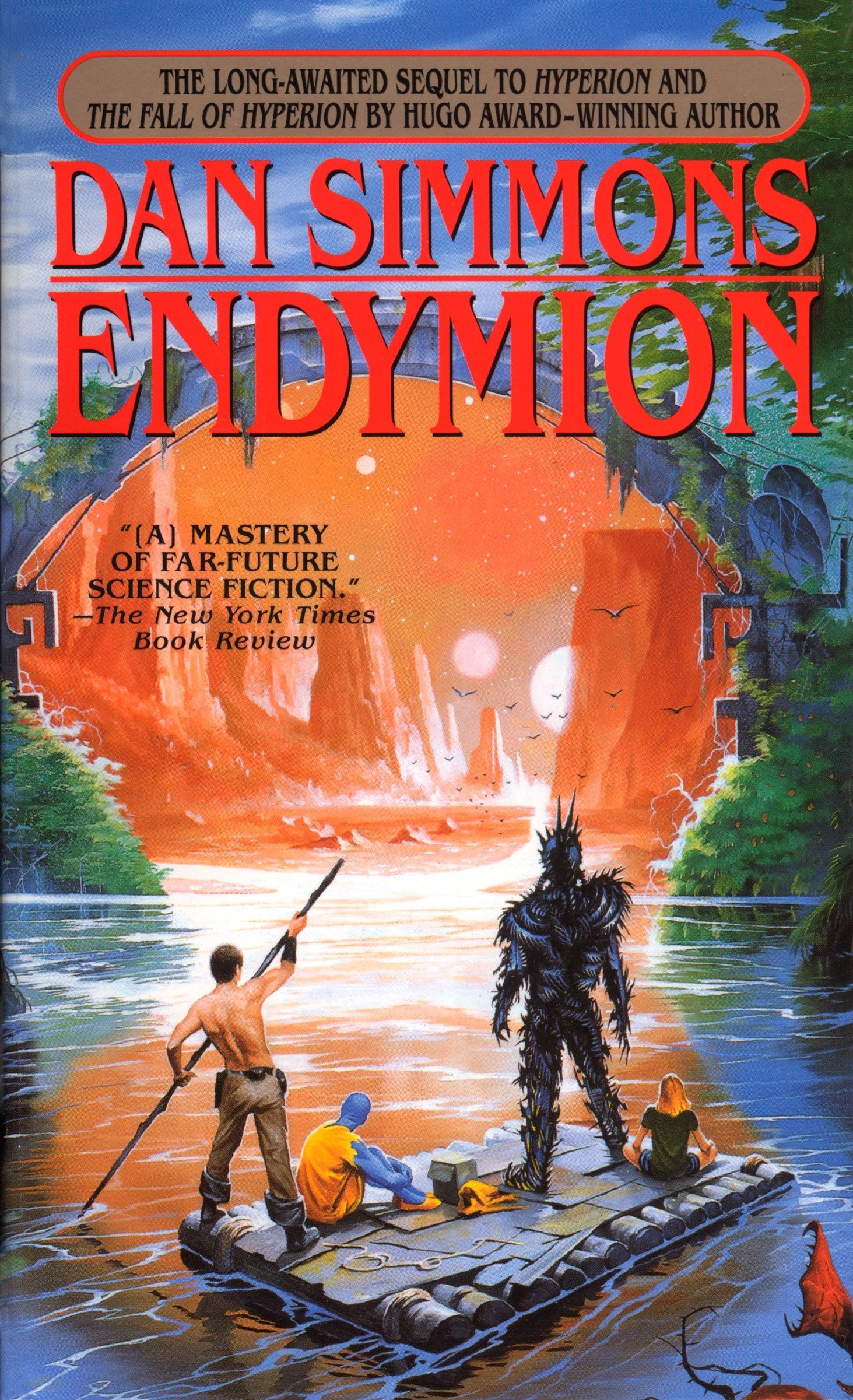 Read Online Endymion (Hyperion) PDF