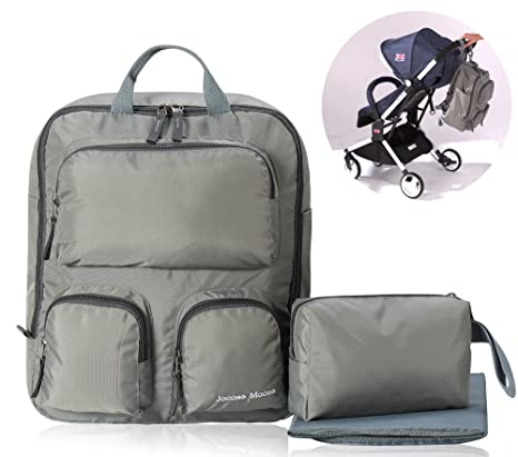 Mochila para Bebé con Bolsa de Pañal - Mochila para Bebé con Estilo Para Bebé de