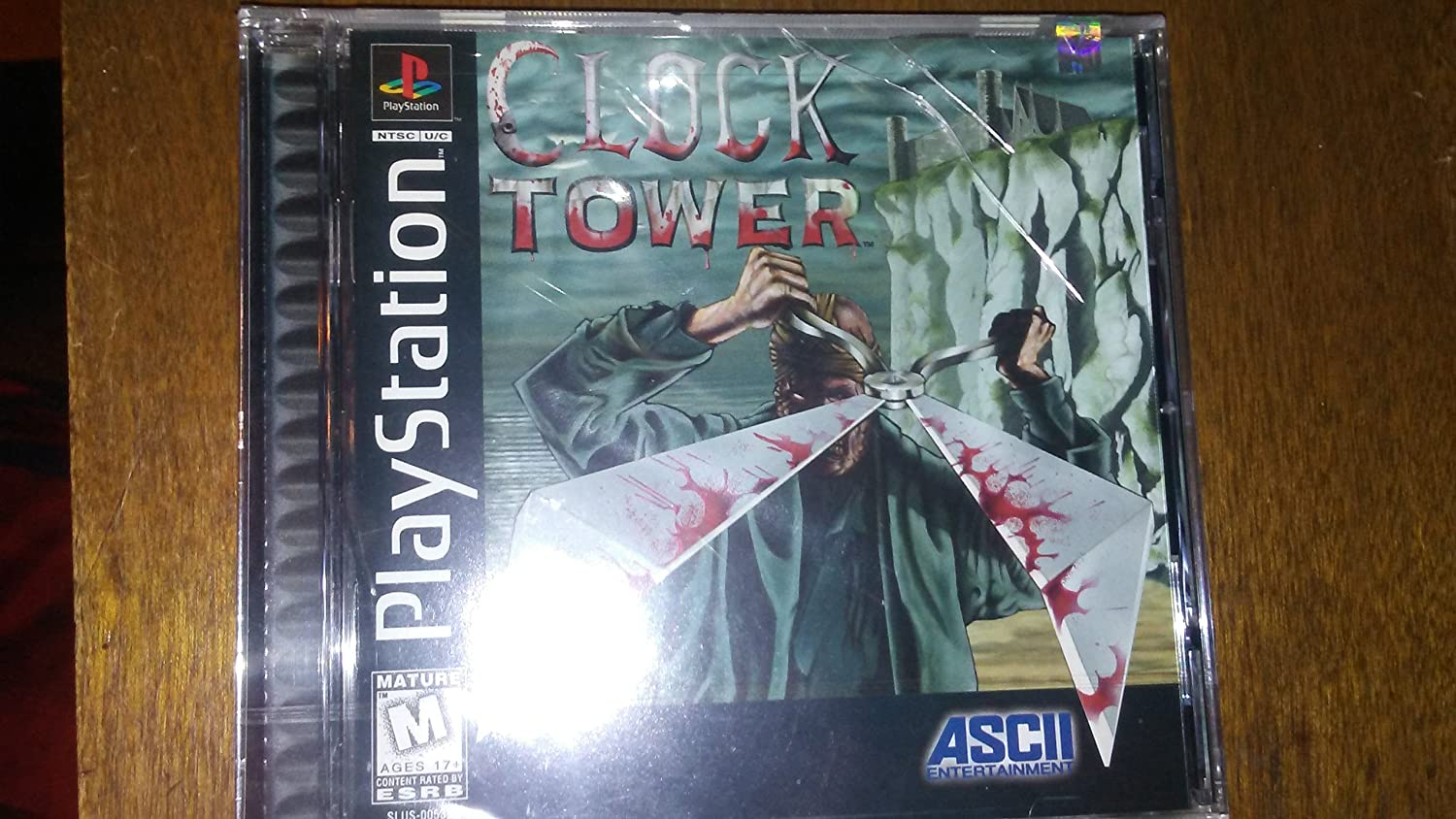 clock tower psx