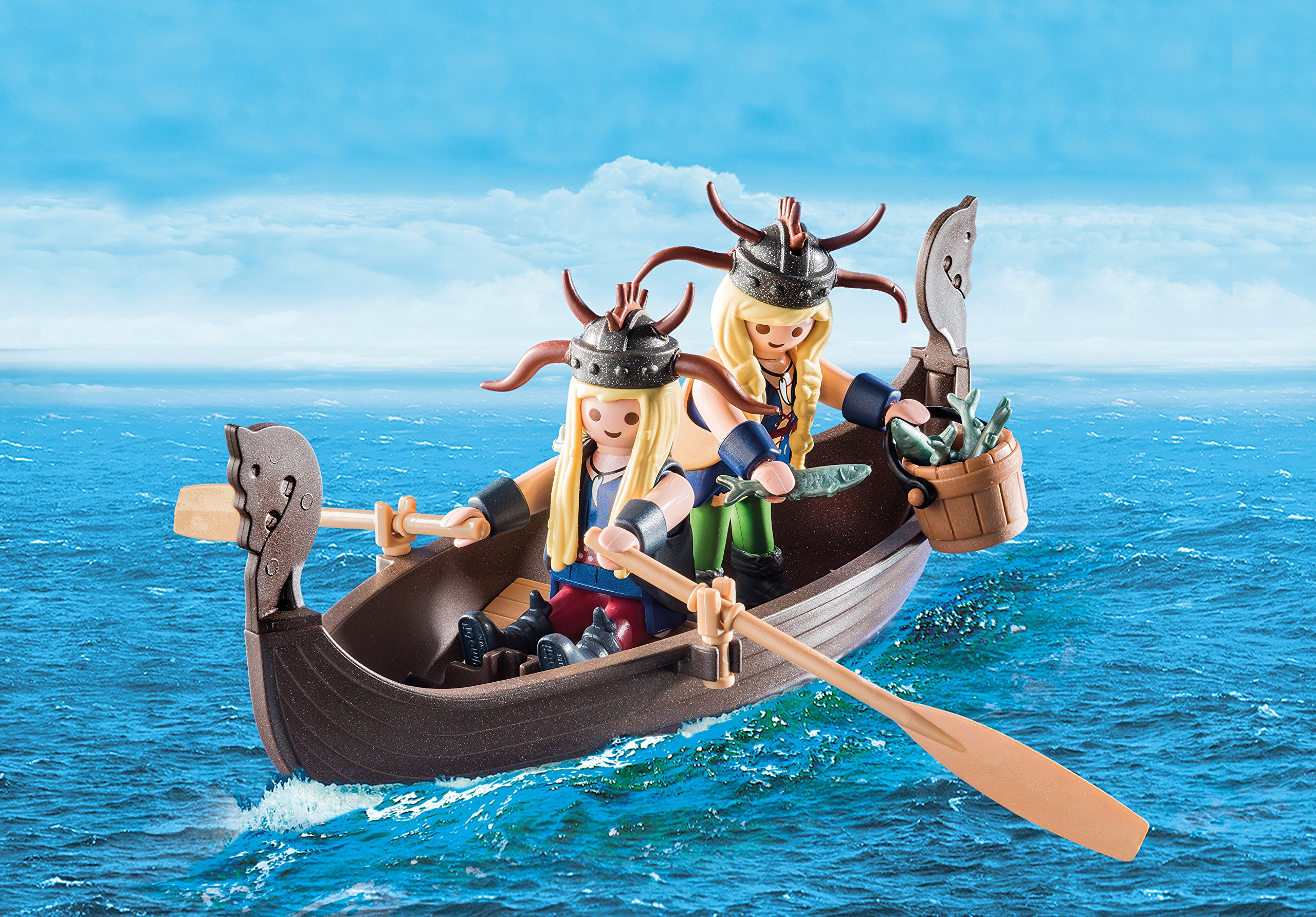 How to Train Your Dragon Twins with Barf and Belch by Playmobil (Image #4)