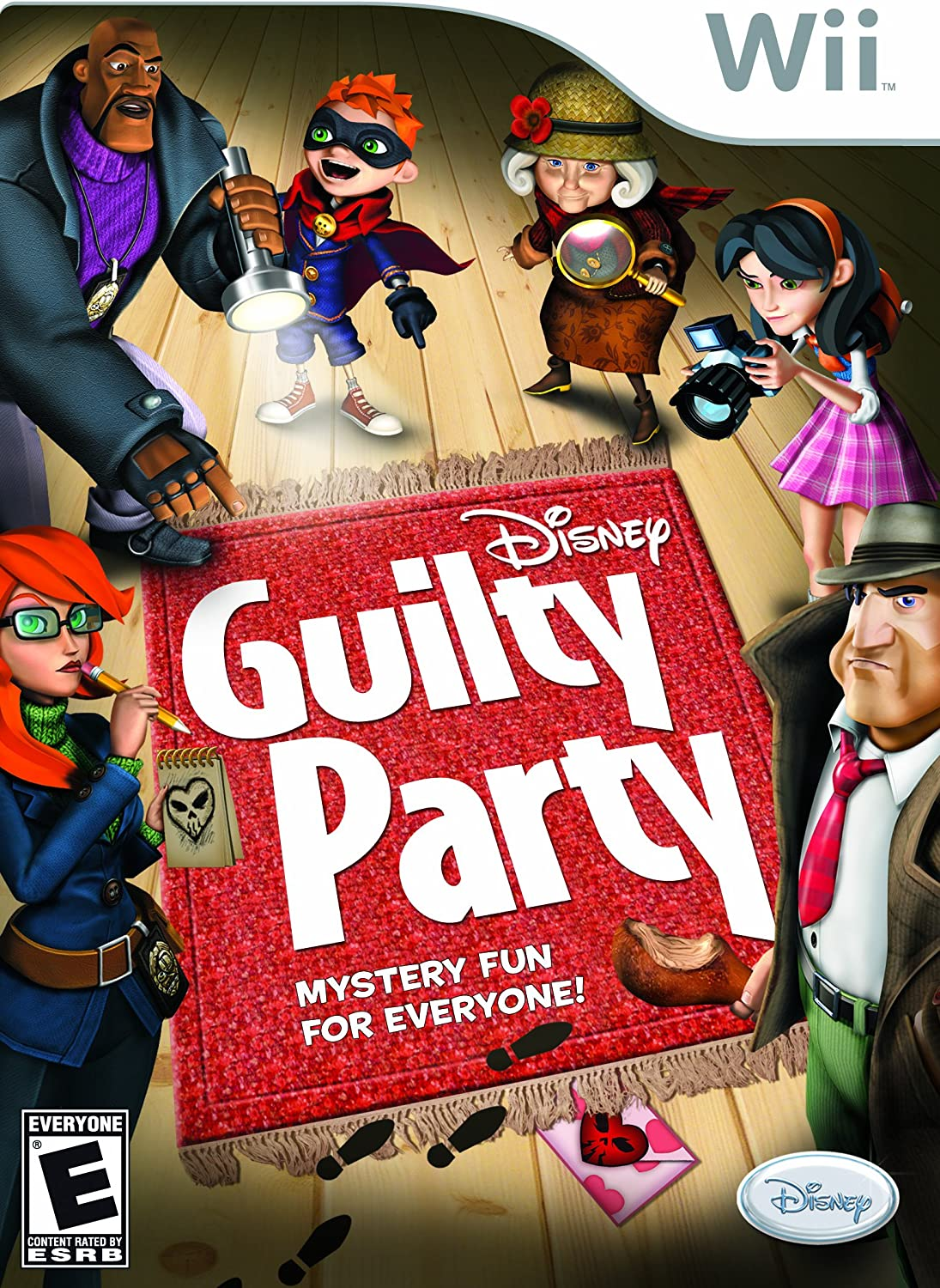 guilty party wii – Unique Birthday Party Ideas and Themes
