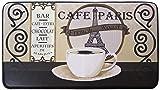Chef Gear Cafe Paris Faux Leather Anti-Fatigue