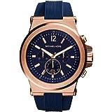 Michael Kors Reloj para Hombre de con Correa en Silicona MK8295