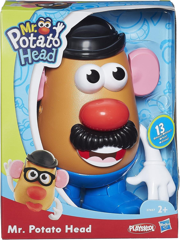 Play Doh Mr. Potato PLA MPH Mr. Potato clásico, única (Hasbro ...