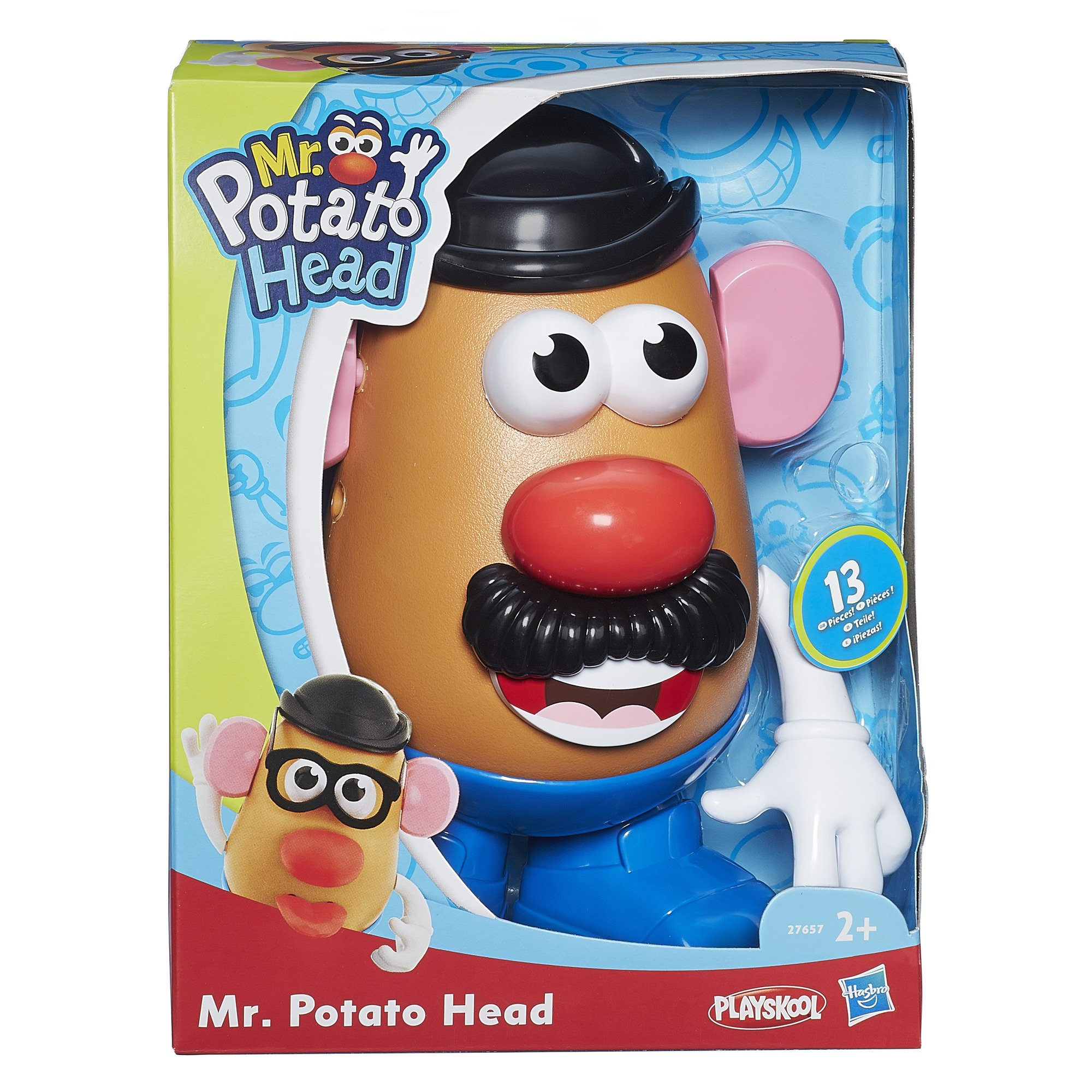 POTATO HEAD 27657 Playskool Friends Mr. Classic Toy
