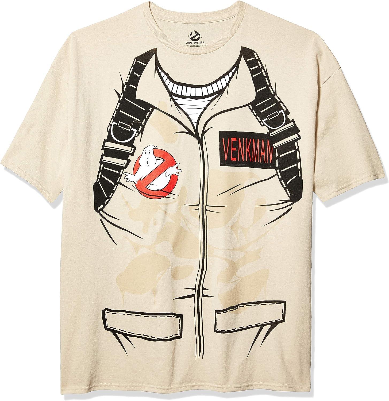 Ghostbusters Men's Venkman Costume T-Shirt