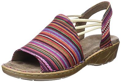 Jenny Damen Korsika Geschlossene Sandalen
