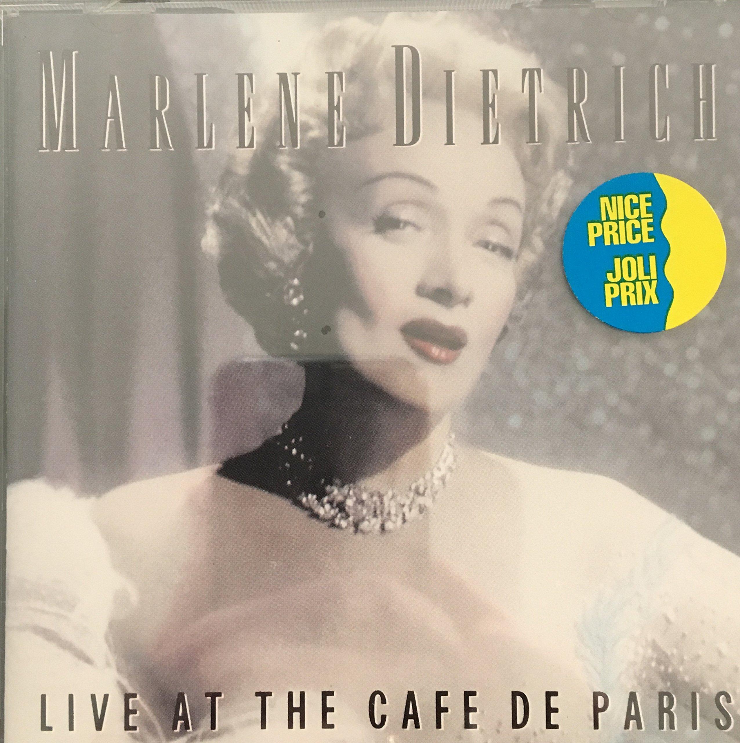 Album / Live at Cafe De Paris